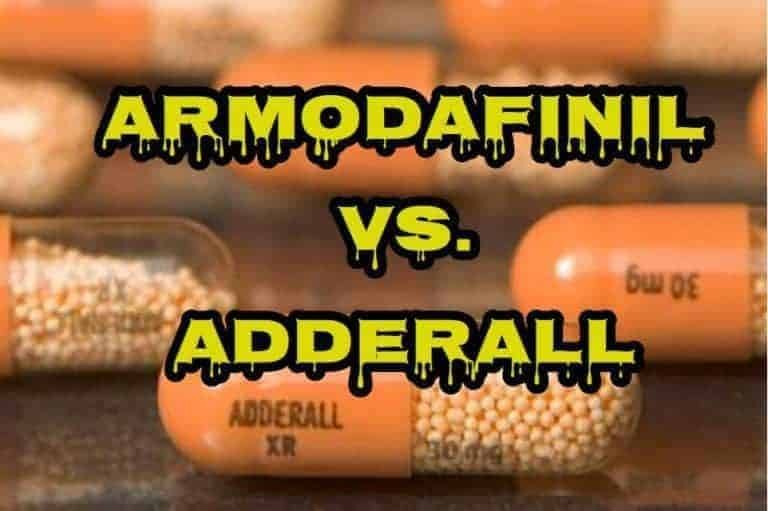 Armodafinil Vs. Adderall - Ultimate Guide