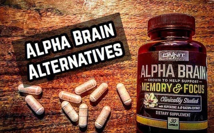 Alpha Brain Alternatives