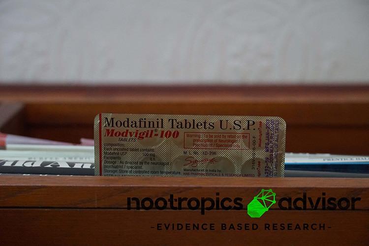 USA modafinil