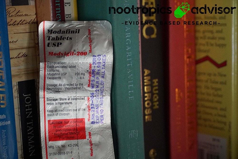 modafinil prescription