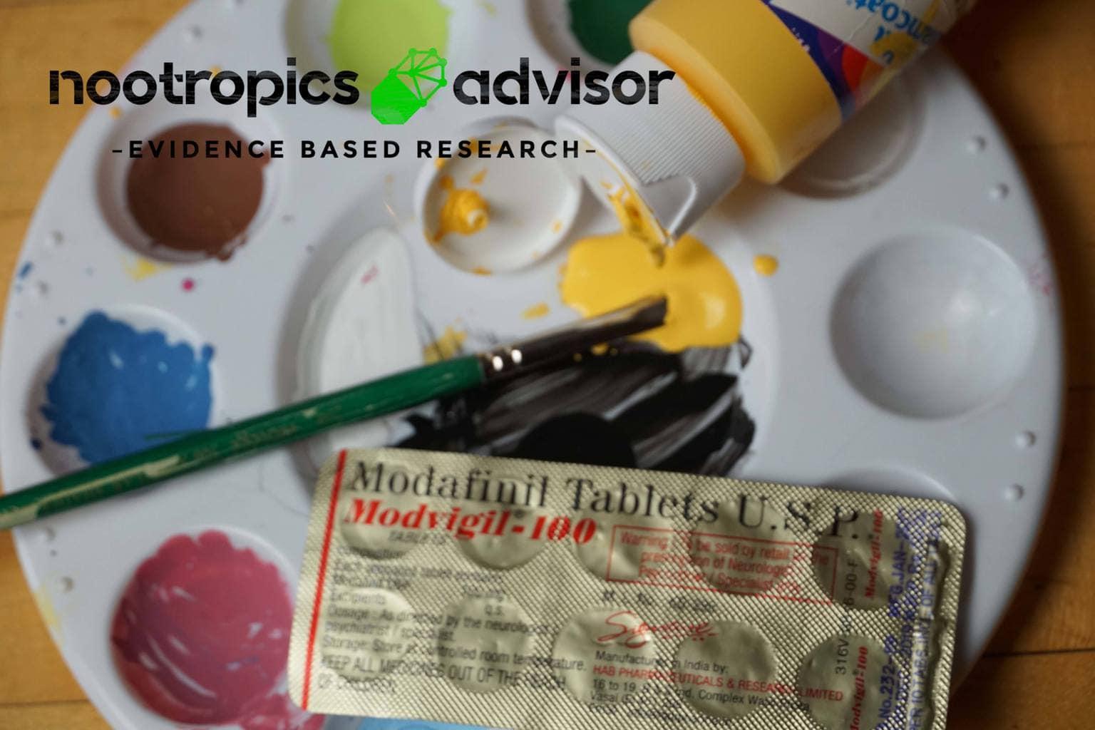 Modvigil Nootropics